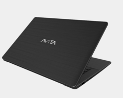 AVITA PURA 14` WITH 3-IN-1 SLEEVE ( METALLIC BLACK )