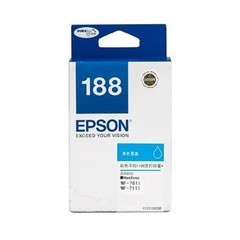 EPSON T188 CYAN INK