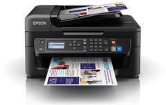 EPSON WORKFORCE WF-2631 INKJET PRINTER