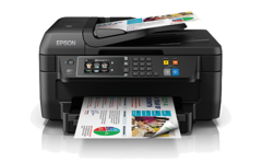 EPSON WORKFORCE WF-2661 INKJET PRINTER