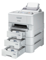 EPSON WORKFORCE PRO WF-6091 INKJET PRINTER