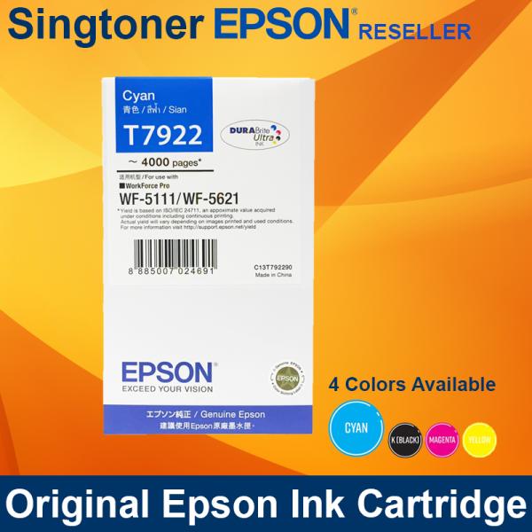 EPSON T792 CYAN INK