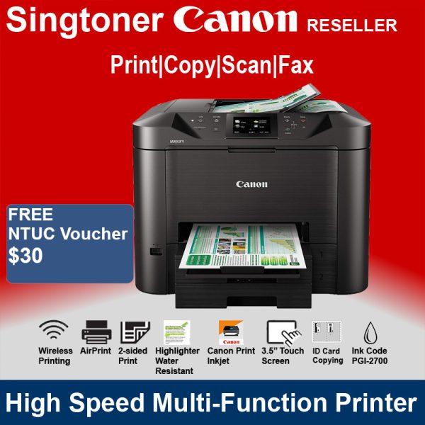 CANON MAXIFY MB-5470 INKJET PRINTER