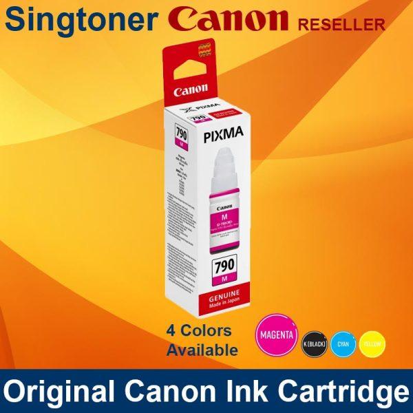 CANON GI-790 MAGENTA INK CARTRIDGES
