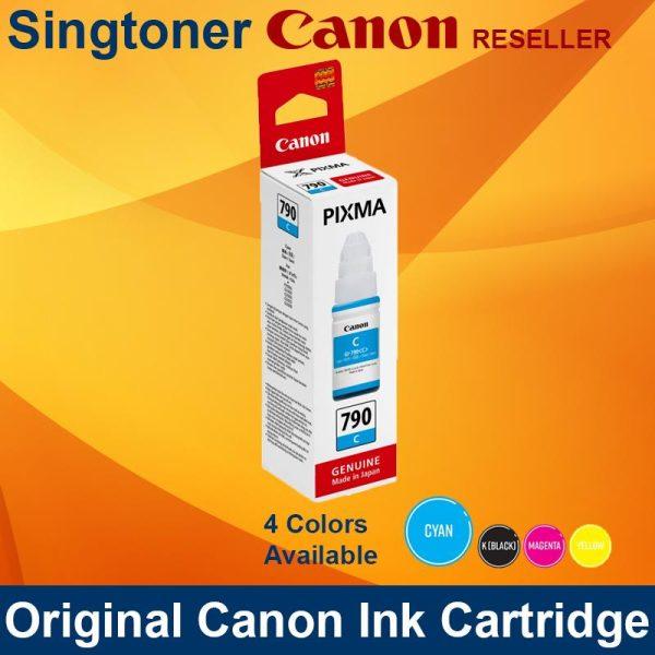CANON GI-790 CYAN INK CARTRIDGES
