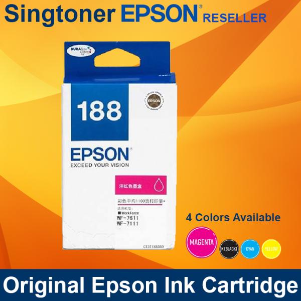 EPSON T188 MAGENTA INK