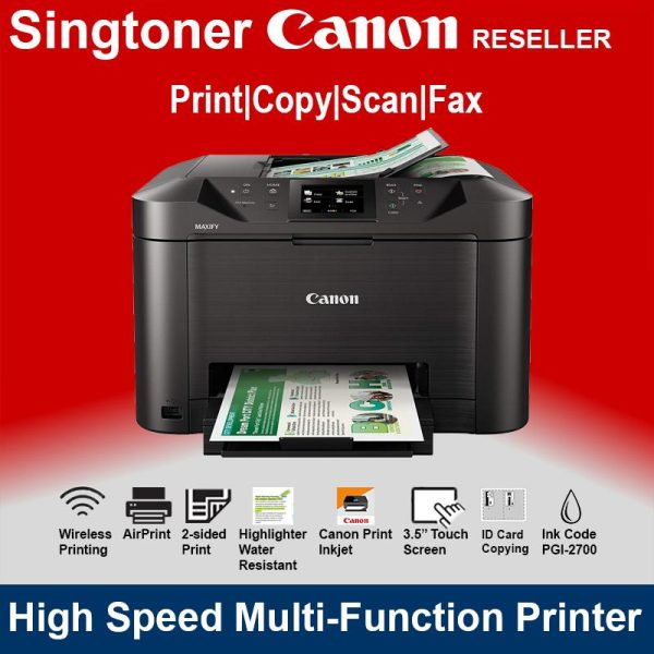 CANON MAXIFY MB-5170 INKJET PRINTER