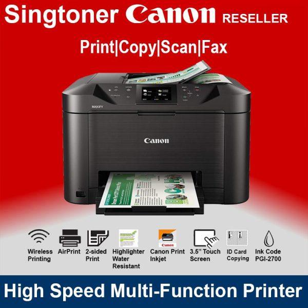 CANON MAXIFY MB-5170 INKJET PRINTER