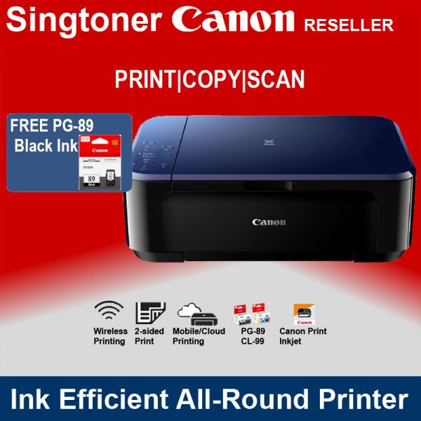 CANON PIXMA E560 INKJET PRINTER