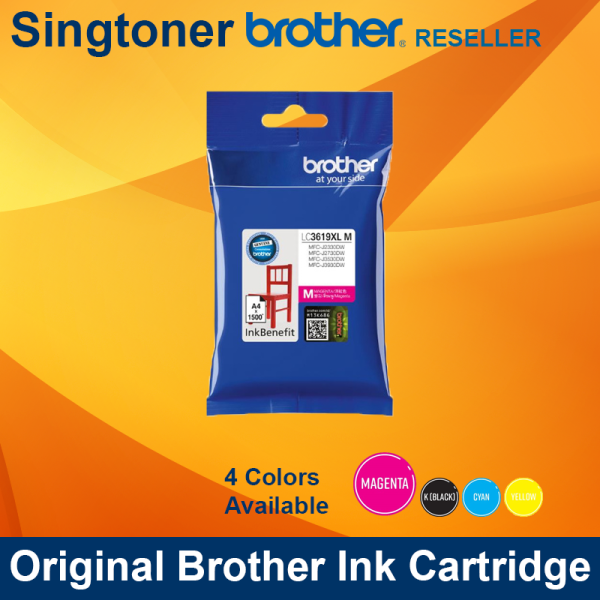 BROTHER LC3619XL MAGENTA INK