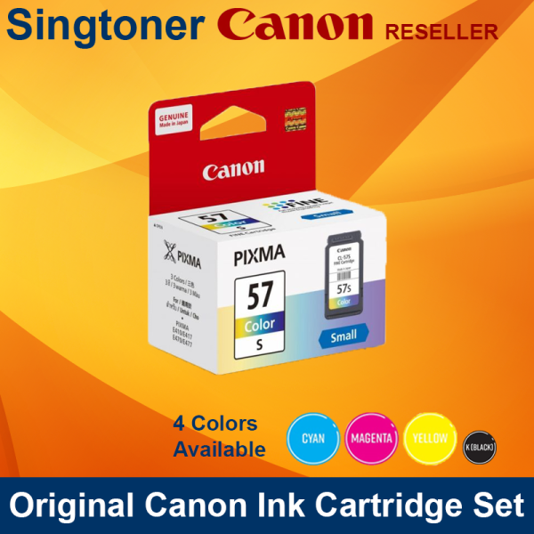 Canon CL-57s ink cartridge
