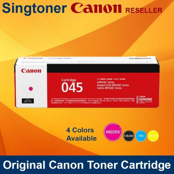 CANON 045 MAGENTA TONER CARTRIDGE